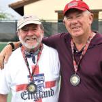 Men's 2.0 Silver Medalists - Mac Melhuish & Mark Morganundefined
