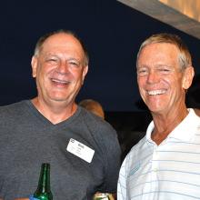 Bob Hills and Joe Houck undefined
