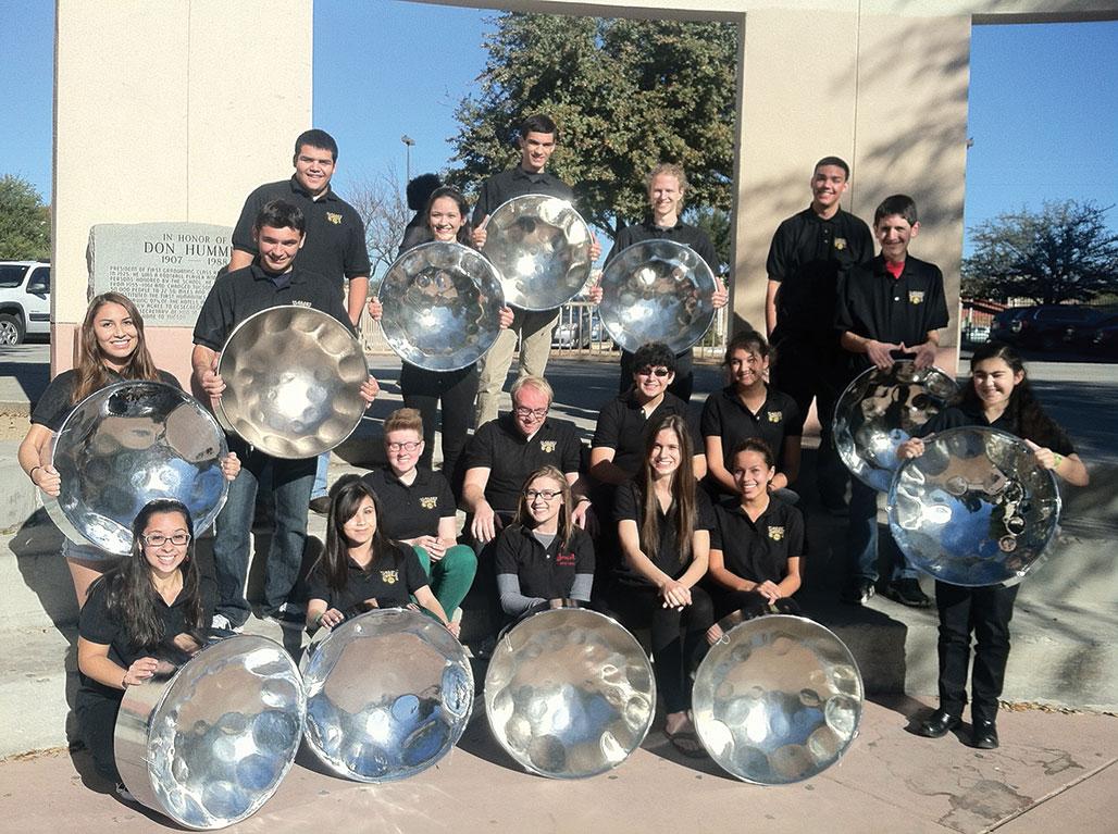 Jovert Steel Drum Band undefined