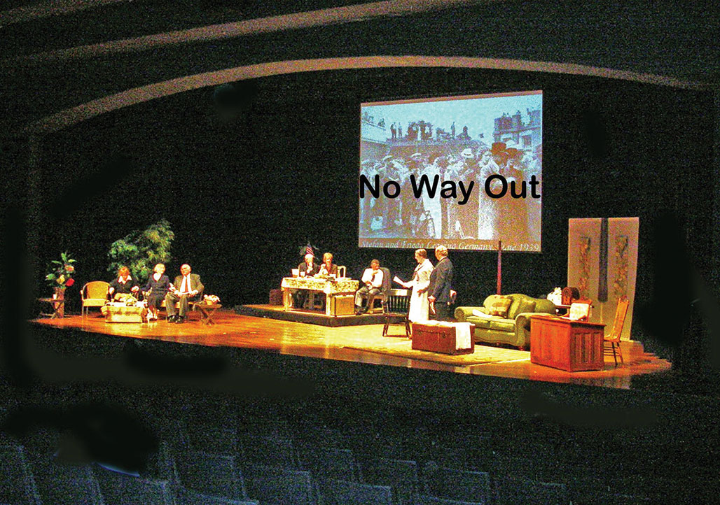 No Way Out will be performed on November 13. undefined