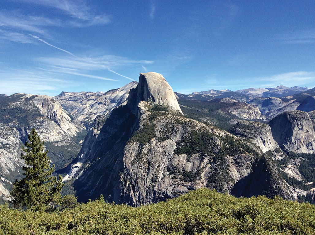 Half Dome, Yosemite undefined