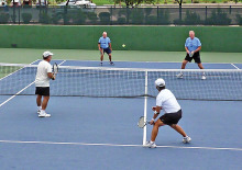Men's doubles undefined