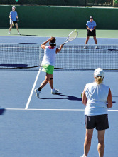 Women's doubles undefined