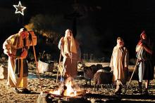 Take a walk to Bethlehem this holiday season. undefined