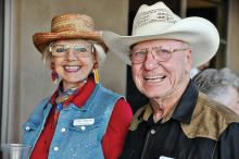 Ellen and Dick Barton undefined