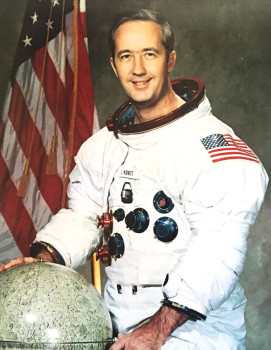 James A. McDivitt, Brig. General, USAF Ret. and former NASA astronaut undefined