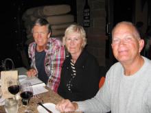 Joe Houck, Linda Bowman and Steve Ordahl