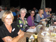 Wilma Hopkins, Sheila Bray, Pat Kanitz and Jeanne Hardiman