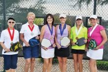 Women's 2.5 finals