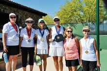 Women's 3.0/3.5 finals