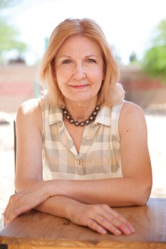 Becky Masterman will be the speaker at the next Friends of SaddleBrooke Libraries author luncheon.