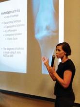 Dr. Kim Tucker, Orthopedic Surgeon
