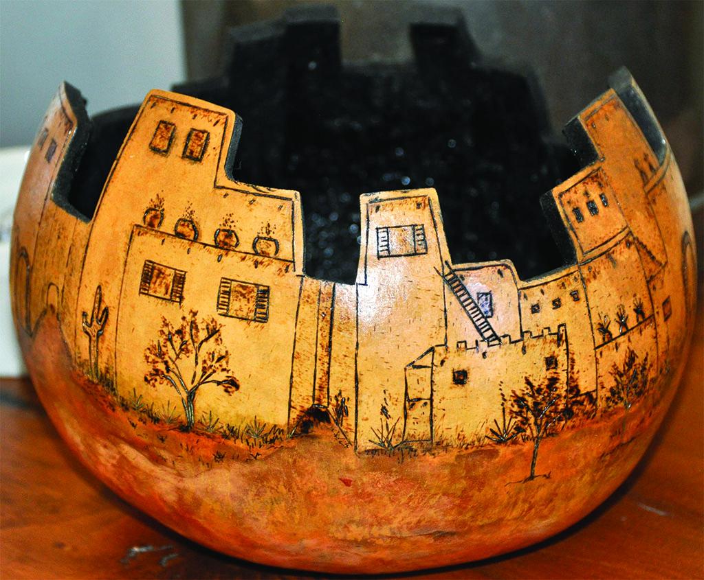 Gourds by Priscilla Meier