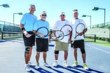 Steve Ordahl, Phil Preston, Jerry Hall, Ken Cook