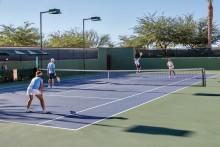 Tennis at SaddleBrooke Ranch