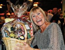 Sally Grasso wins a prize