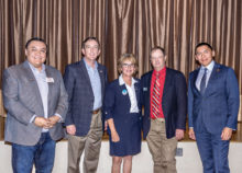 Congressional candidates, left to right: Shawn Redd, Ken Bennett, Wendy Rogers, Gary Kiehne and Carlyle Begay