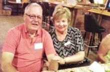 Ken and Camille Hovmiller