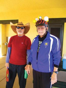 Ken Gorman and Ernie Wolf