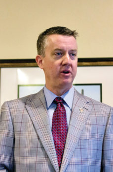 Greg Byrne, University of Arizona Athletic Director