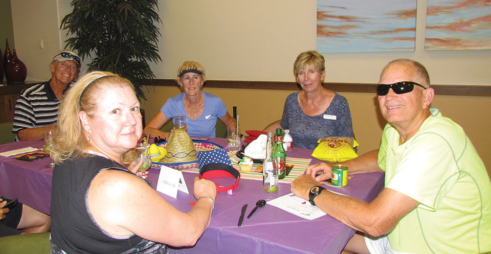 Cinco De Mayo Social And Tennis Challenge Was Full Of Fun And