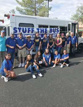 The Oracle School District National Junior Society