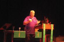 Pastor Roy Tullgren