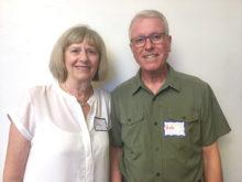 Kay and Bob Grady