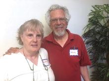Vickie and Steve Atkinson