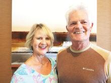 Kathy and Tom Marshall