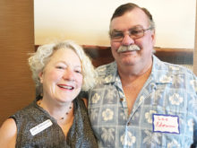 Julie and Lee Edmonson