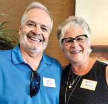 John Geiger and Sheryl Berman