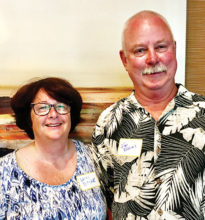 Kathy and Jim Rodine