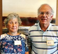 Ann and Bill Huffman