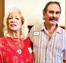 Judy and Brian Gilmore