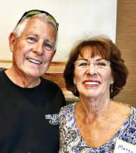 Jim and Marge Rogers