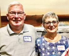 Bob and Bonny Demmert, Unit 9 on Heron Drive (July 19).