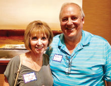 Gayle and Tom Cook, Unit 10 on Pinyon Drive (March 19).