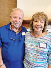Willy and Lynn Shuman—Unit 1 on Arroyo Vista.