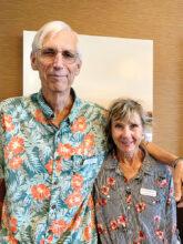 Ken and Darlene Wilcox—Unit 9 on Heron Drive.