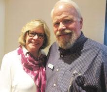 Pam and Tom Engelhardt
