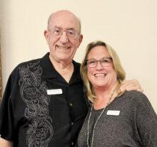 Daniel and Kathryn Watson