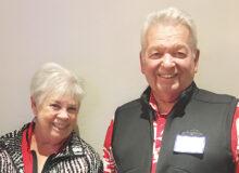Joann and John Hoback Bennett