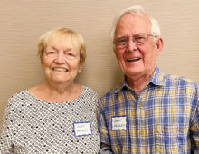 Marianne and Larry Handley
