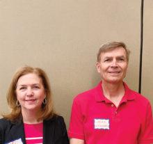Lori and Mike Leonard