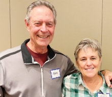 Fred and Katy Horstman