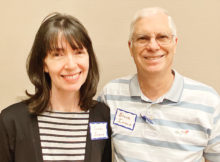 Susan and Steve Irons