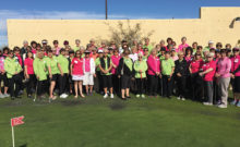 Putters (in pink) and Sputters (in green)