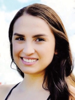 SBCO scholarship recipient, Brittany Paton, is finishing her MBA degree at NAU this year.