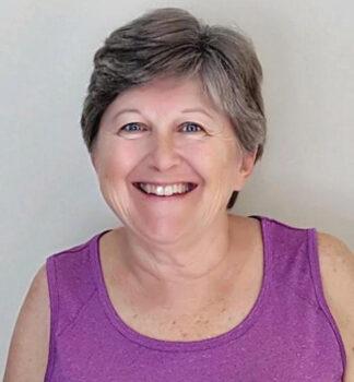 Karen Malek enjoys being a Teen Closet and Kids' Closet Volunteer.